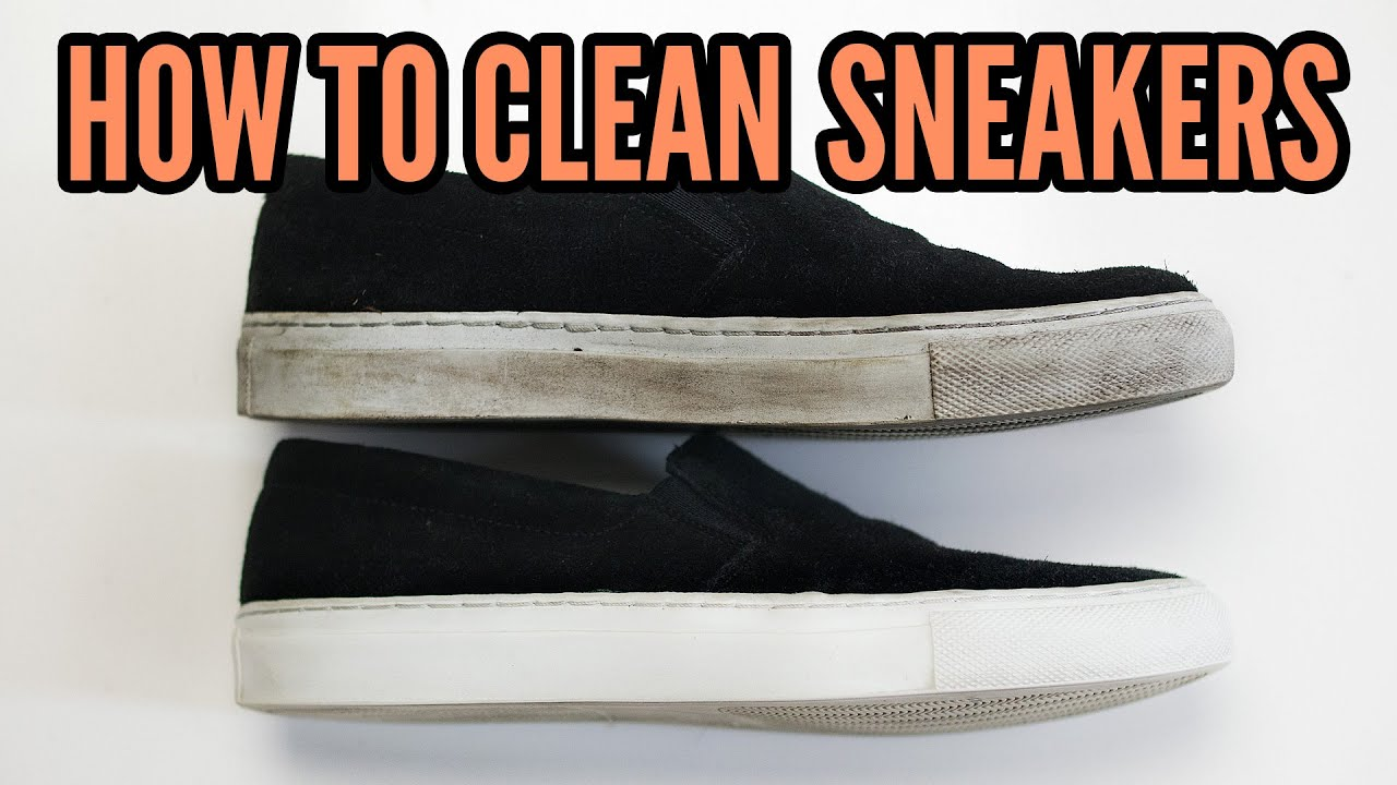 Disinfect Leather Shoes