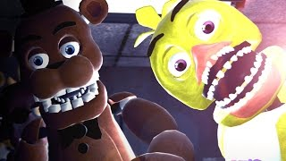 THE FNAF MOVIE!! - Gmod Five Nights At Freddy's Animatronics Mod (Garry's Mod)