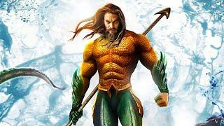 Aquaman (2018) Film Explained In Hindi   Aquaman Story Summarized हिन्दी