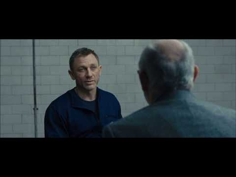 Skyfall - Word Test and Bullet Removal (1080p)