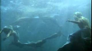 Подводное царство(музыка)-Русалочка
