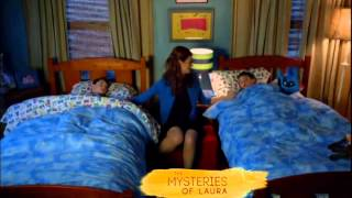 The Mysteries of Laura Trailer