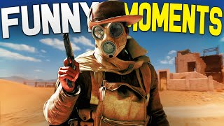 Battlefield 1 Funny Moments - Plane Jump, Explosive Chain, Epic Race! (BF1 Beta)
