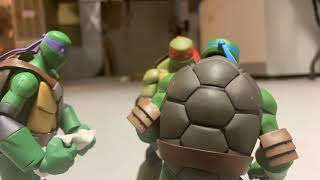 Tmnt Stop Motion: Christmas Special