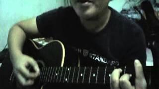 Vì chính em thôi (Nhất Trung) - Acoustic Nguyễn