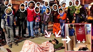 | SLEEPING ON ROAD -  IN MELA WITH CRAZY CROWD- IN DOMINOS GONE HORRIBLY WRONG | CANBEE LIFESTYLE |