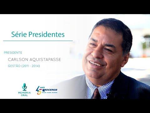 Memória Oral apresenta a Série Presidentes. Neste episódio acompanhe o depoimento de Carlson Aquistapasse, que geriu a empresa entre os anos de 2011 ...