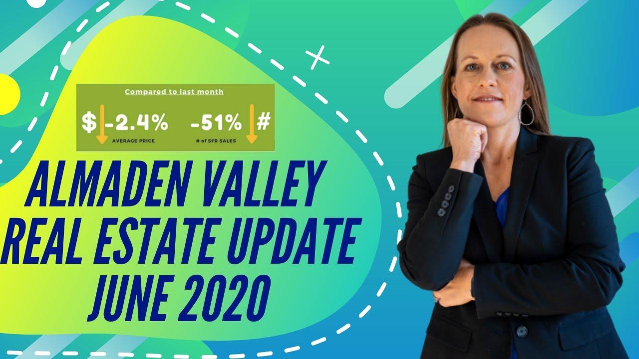Almaden Valley Real Estate Trends | Market Update June 2020