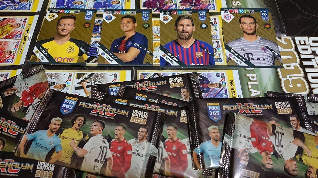 f3def8f31 POJEDYNEK KAPITANÓW CZY MESSI POKONAŁ RYWALI? FIFA 365 2019 UPDATE EDITION
