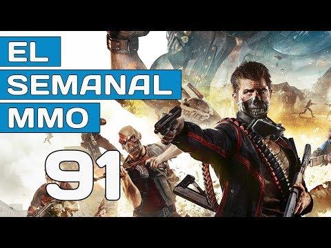 Semanal MMO ep 91 - H1Z1 es free-to-play, anuncian The Divison 2 y Artifact el juego de cartas
