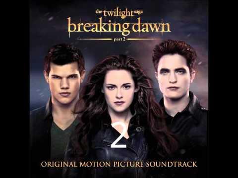 Twilight saga - oblíbené písně