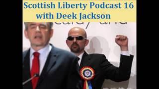 Deek Jackson (of the FKN Newz) The Future, Democracy, Land