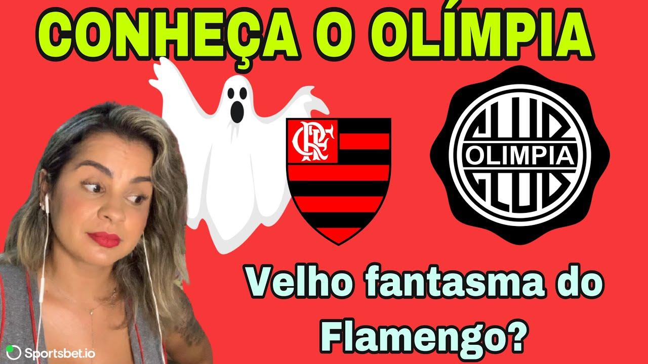 CONHEÇA O OLÍMPIA DO PARAGUAI, próximo adversário e velho fantasma do Flamengo na libertadores.