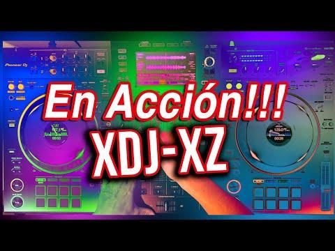 PIONEER XDJ-XZ EN ACCIÓN (CHARLY RODRÍGUEZ)
