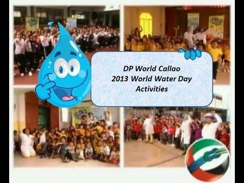 DP World - Callao World Water day Activities