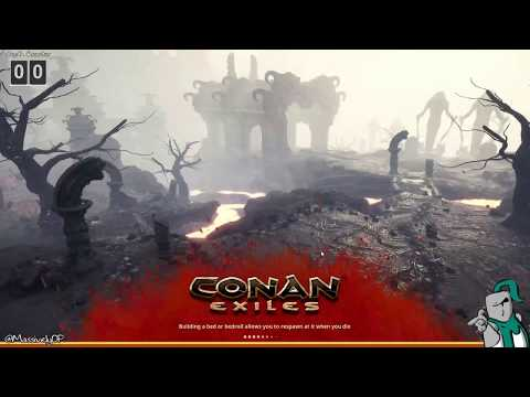 Brave the Sunken City to confront a Great Old One in Conan