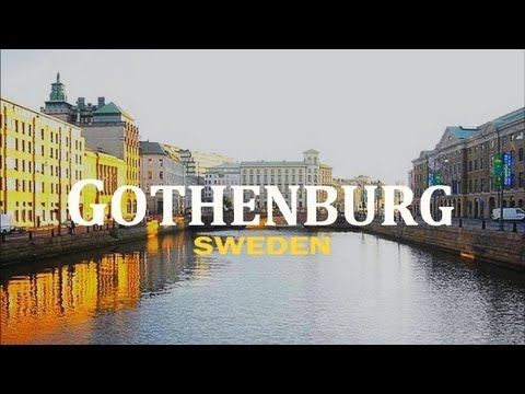MY TRIP TO GOTHENBURG - SWEDEN | 2011