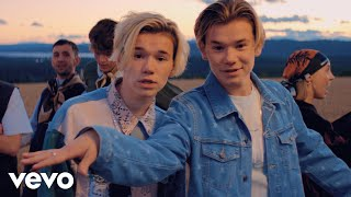 Смотреть клип Marcus & Martinus - Love You Less