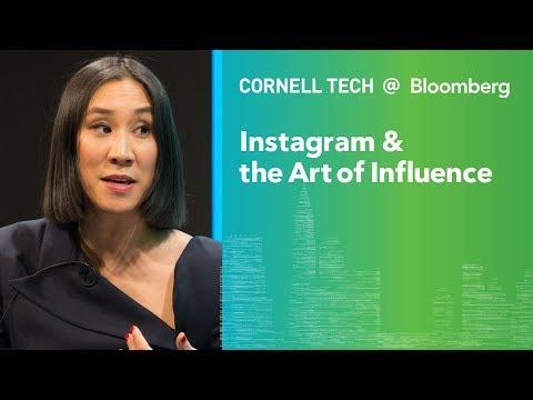 Bloomberg Cornell Tech Series: A Conversation w/ Instagram's Eva Chen - Highlight
