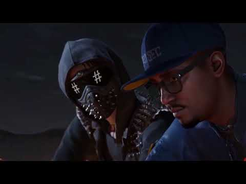 ♪ WATCHDOGS 2 MUSIC VIDEO I GMV I Diplo & Lil Pump - Welcome To The Party♪