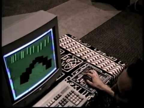 Motion Phone By Scott Snibbe (SIGGRAPH 1995)