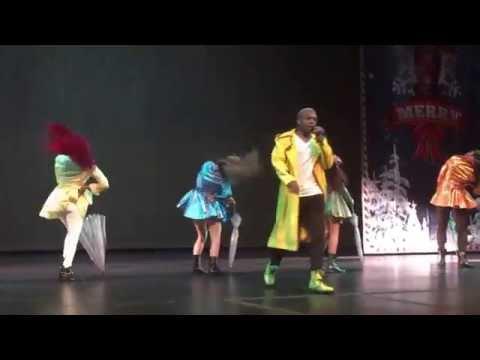 Todrick Hall's Twerk the Halls: Twerking in the Rain