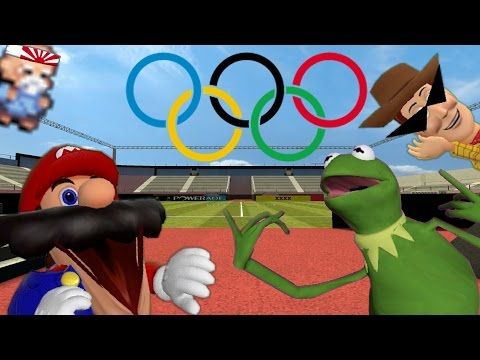 Thumbnail: Retarded64: Mario the Olympian