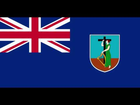 The anthem of the British Overseas Territory of Montserrat