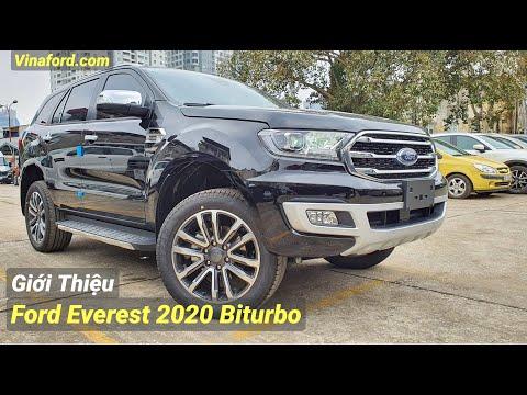 Ford Everest 2020 - Khám Phá BẦU TRỜI Công Nghệ Bên Trong