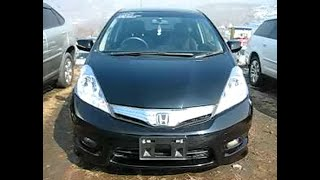 Honda Fit Shuttle Hybrid 2011 года