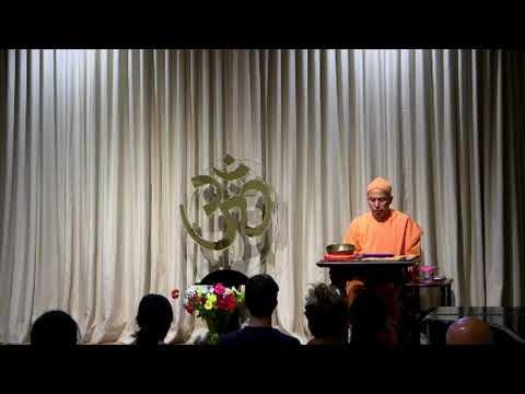 Narada Bhakti Sutra 2 by swami Tyagananda
