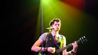 Compromising Me - William Beckett Live in Manila 06/12/12