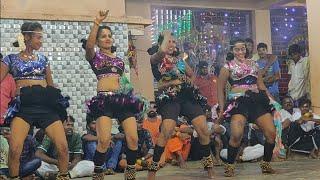 super dance steps in Karakattam videos #allinall