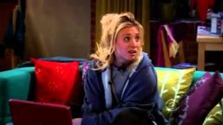 Penny es adicta a los juegos online (Big Bang Theory 2x03)