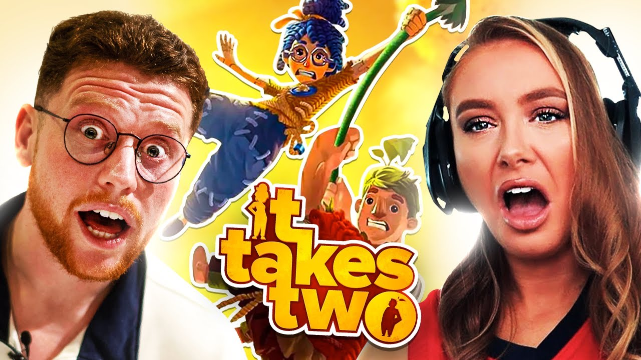 Can Elz The Witch & Behzinga Complete A Game Together?