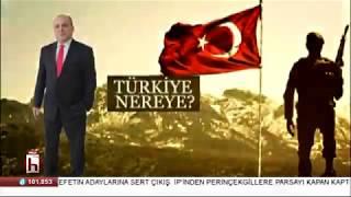 Erdoğan'dan ağır sözler - Türkiye Nereye / Abdüllatif Şener - Öztürk Yılmaz - 2. Bölüm