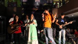 Hindi english Songs Mix by me and my band (Live)