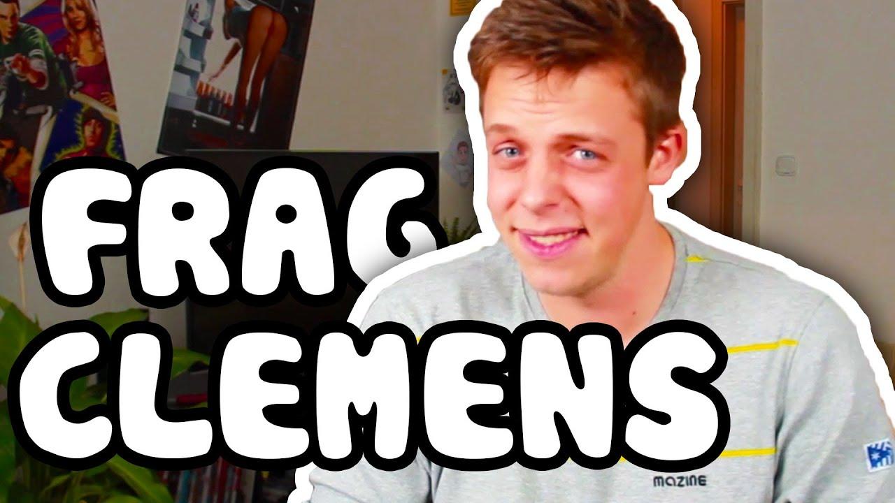 HATTEST DU MAL EINEN PENISBRUCH? :D | #FragClemens | Clemens - Freunde Freunde, also was ihr immer für Fragen stellt? :D