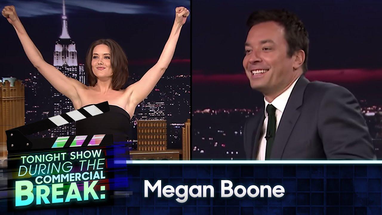 During Commercial Break: Megan Boone - YouTube