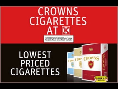Cheapest Cigarettes Review: Crowns