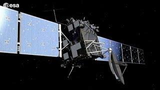 Le réveil sonne lundi pour la sonde Rosetta
