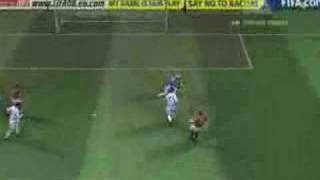 FIFA 08 gameplay