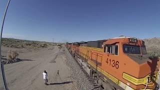 dünyanın en uzun ve en çok yük taşıyan treni