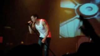 3 Doors Down Live - Train - Bremen, 02.11.08