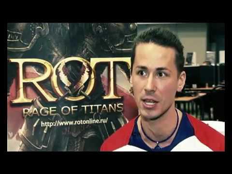 Обзор Rage of Titans  Нереальные игры