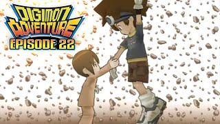 Digimon Adventure - Ep 22 :