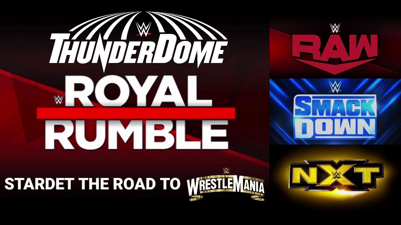 WWE Royal Rumble 2021 Official Theme Song -