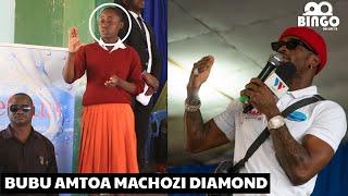 Mwanafunzi Bubu Aliyemtoa MACHOZI Diamond/Atafsili kibubu Masaa mawili/Wasafi Festival Iringa