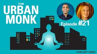 The Urban Monk – Riding the Moon with Guest Stasha
