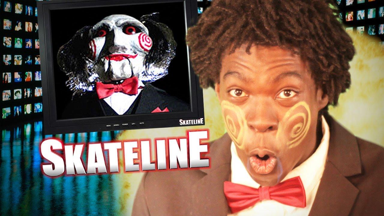 Halloween Spooktacular Movie.Skateline Halloween Spooktacular With Neen Williams